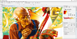 Corel Draw x8 Crack with Keygen