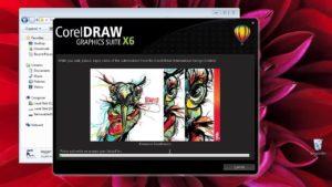 coreldraw x6 crack free download