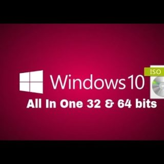 Windows 10 All in One iso