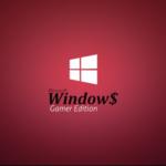 Windows 10 Gamer Edition 32/64 Bit Free Download [Updated 2017]