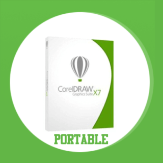 Corel Draw x7 Portable FREE
